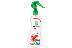 Освежитель воздуха антитабак Гранатовый коктейль Aqua Breesal 375мл