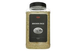Рис нешлифованный Brown Pere п/б 800г