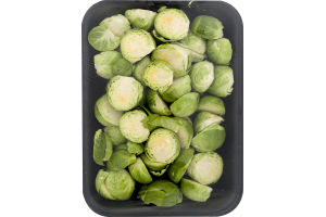 Supreme Cuts Brussels Sprouts Halves