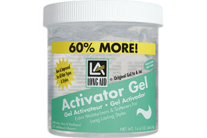 Long Aid Original Gel in a Jar Activator Gel