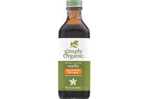 Simply Organic Madagascar Vanilla Flavoring