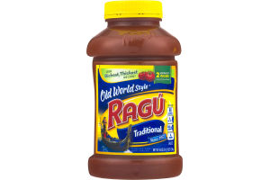 Ragu Old World Style Traditional Sauce
