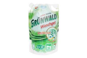 Гель для стирки для цветных и белых тканей Universal Grunwald 2л
