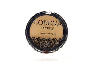 Пудра компактная №P03 LORENA beauty 11,5г