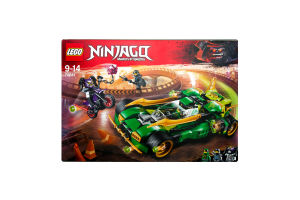 LEGO® NINJAGO™ Внедорожник ниндзя 70641