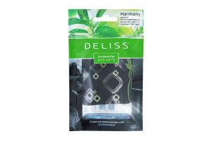 Саше ароматическое для автомобиля подвесное Harmony Deliss 1шт