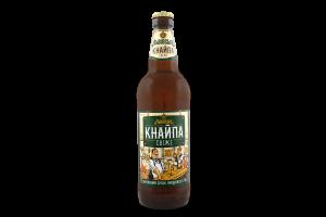Пиво 0.5л 4.6% свежее светлое пастеризованное Кнайпа Львівське бут
