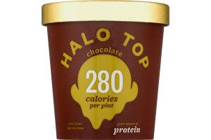 Halo Top Light Ice Cream Chocolate