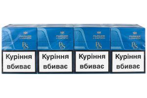 Сигареты Parker&Simpson Big Blue к/у 1шт