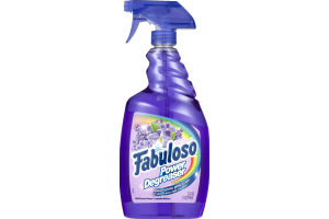 Fabuloso Power Degreaser Multi-Purpose Cleaner Lavender