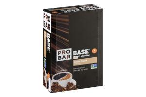 PROBAR Base 15g Protein Bar Coffee Crunch - 12 CT