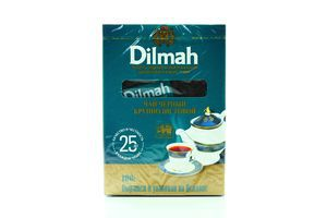 Чай крупнолистовой Dilmah 100г