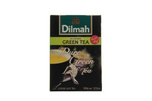 Чай Dilmah Грин зеленый 100г