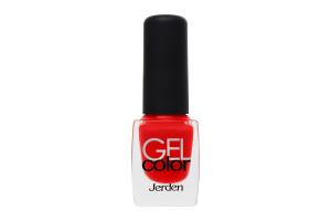 JERDEN лак для нігтів Gel Color 5мл 09