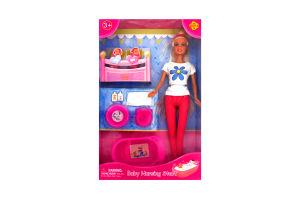 Лялька Defa Lucy Набір Мама з малюками арт.8213