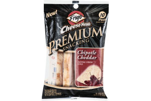 Frigo Cheese Heads Natural Cheese Stick Chipotle Cheddar