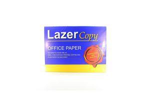 Папір А4 LaserCopy 500 аркушів