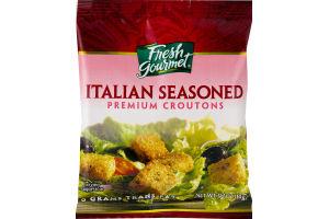 Fresh Gourmet Premium Croutons Italian Seasoned