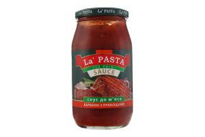 Соус La Pasta Барбекю с пряностями к мясу