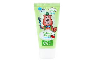 Паста зубная для детей 3-6лет Бобер Тема Pink Elephant 50мл