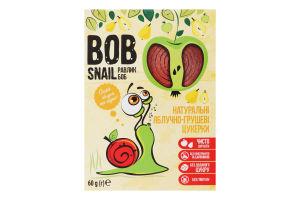Цукерки натуральні яблучно-грушеві Bob Snail к/у 60г