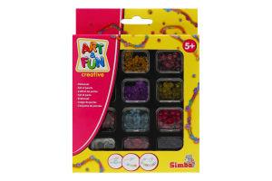 Набір намистин для дітей від 5років №6374131 Art&Fun Simba 1шт