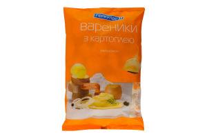 Вареники с картофелем Геркулес м/у 900г