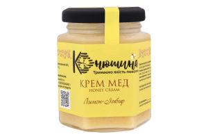 Крем-мед Лавка традицій Конюшина Лимон-имбирь