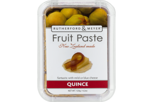 Rutherford & Meyer Fruit Paste Quince