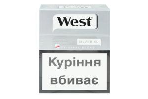 Сигареты West Silver XL 25