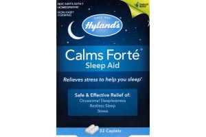 Hyland's Calms Forte Sleep Aid Caplets - 32 CT