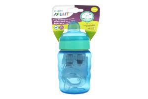 Чашка для питья с мягким носиком 260мл для детей от 9-ти месяцев №SCF553/00 Avent 1шт