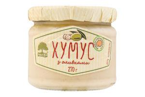 Хумус з оливками Інша їжа с/б 270г