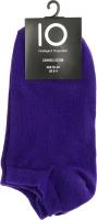 Шкарпетки жіночі IO №460 36-40 темний фіолет