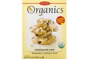 European Gourmet Bakery Organics Chocolate Chip Organic Cookie Mix