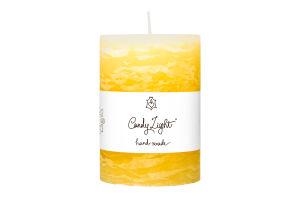 Свеча Candy Light цилиндр ваниль С07*10/1-1.8