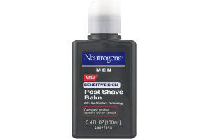 Neutrogena Men Sensitive Skin Post Shave Balm
