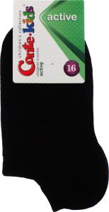 Шкарпетки дитячі Conte Kids №17C-63СП 16 чорний