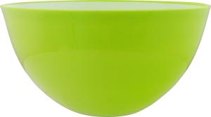 Миска салатная круглая пластиковая 3,8л