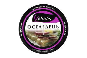 Оселедець в олії філе Veladis с/б 250г