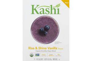 Kashi Organic Breakfast Super Blend Rise & Shine Vanilla - 10 PK