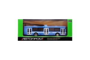 Іграшка трамвай для дітей від 3років №6407 Автопром 1шт