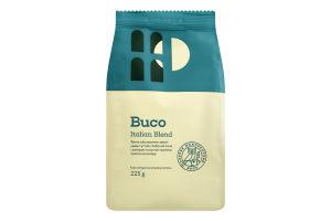 Кава натуральна мелена Italian Blend Buco м/у 225г
