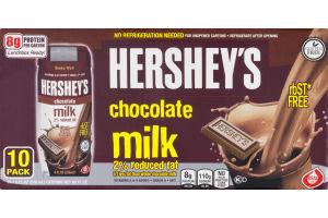 Hershey's Chocolate Milk - 10 PK