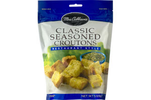 Mrs. Cubbison's Classic Seasoned Croutons Restaurant Style