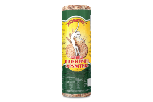 Хлібці пшеничні Хрумтик м/у 100г