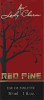 Lady Charm Red Pine т/вода жіночa 30мл