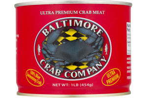 Baltimore Crab Company Hand Picked Claw
