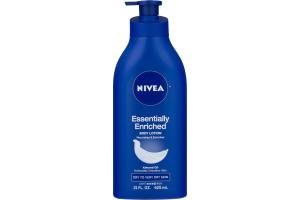 Nivea Dry To Dry Skin Almond Oil