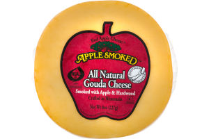 Red Apple Cheese Apple Smoked All Natural Gouda Cheese